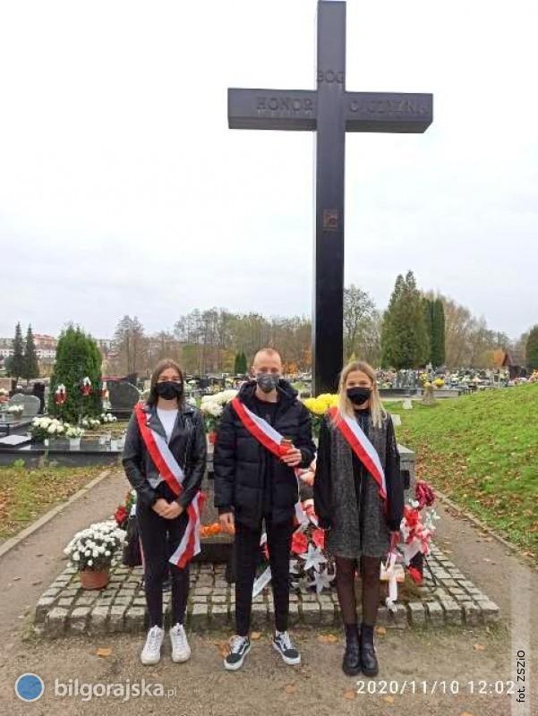 Obchody 102. rocznicy odzyskania niepodległości przez Polskę wZSZiO