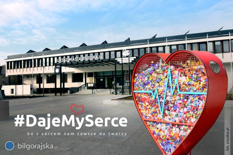 """W Biłgoraju stanie """"Serce na nakrętki""""?"""