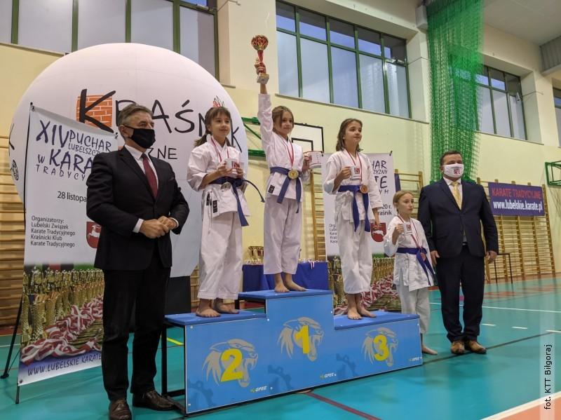 XIV Puchar Lubelszczyzny wKarate Tradycyjnym