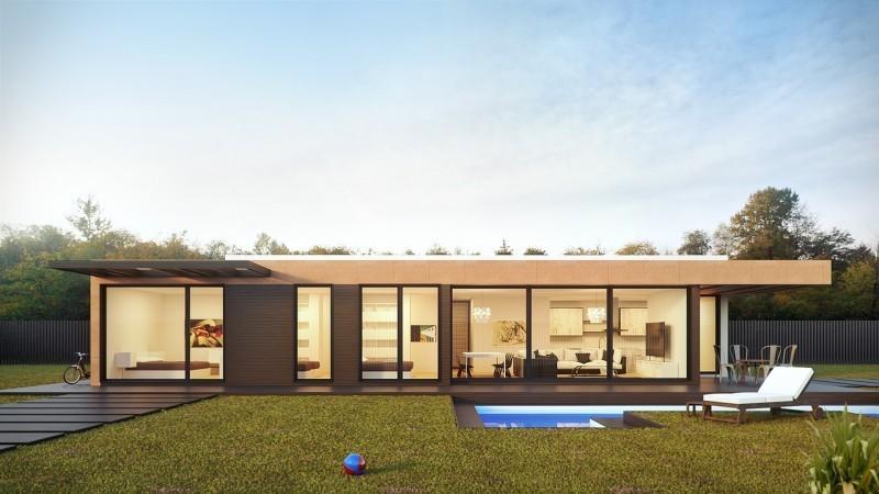 Domy modułowe - dom gotowy wkilka tygodni