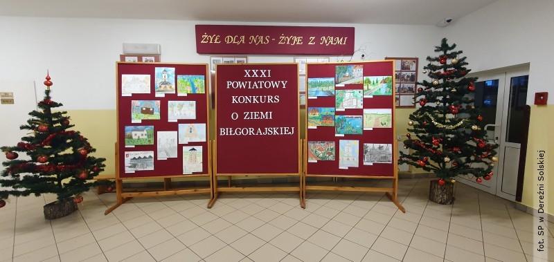 XXXI Powiatowy Konkurs OZiemi Biłgorajskiej