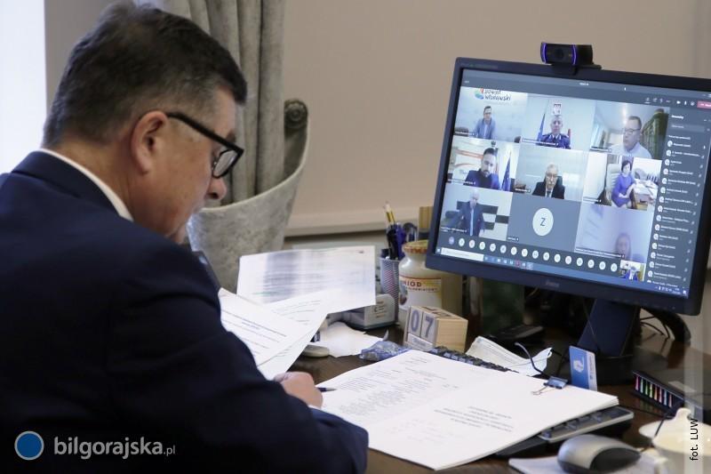 Wojewódzki Sztab Zarządzania Kryzysowego dyskutował osytuacji pogodowej