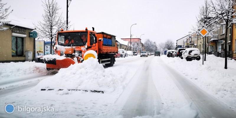 Może dosypać nawet 10 cm śniegu