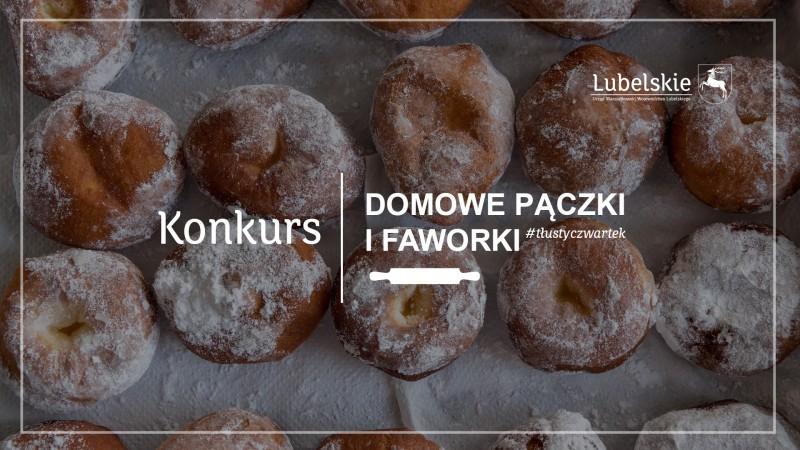 Słodki konkurs Urzędu Marszałkowskiego Województwa Lubelskiego