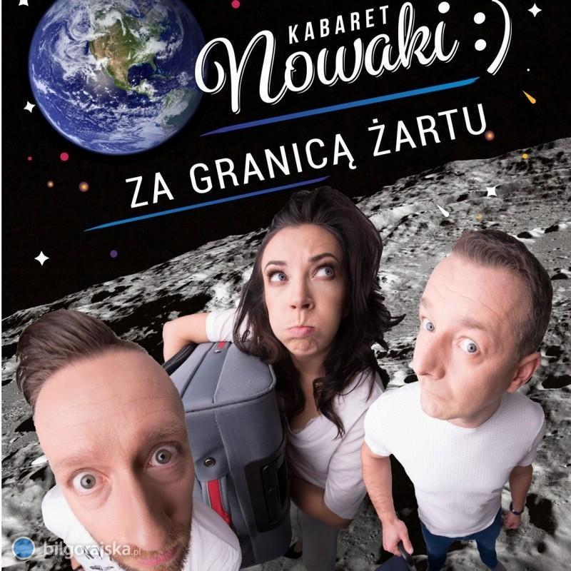 Kabaret Nowaki - ostatnie bilety