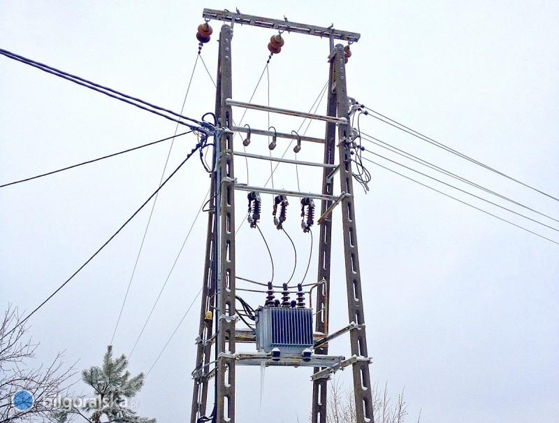 Planowane wyłączenie prądu