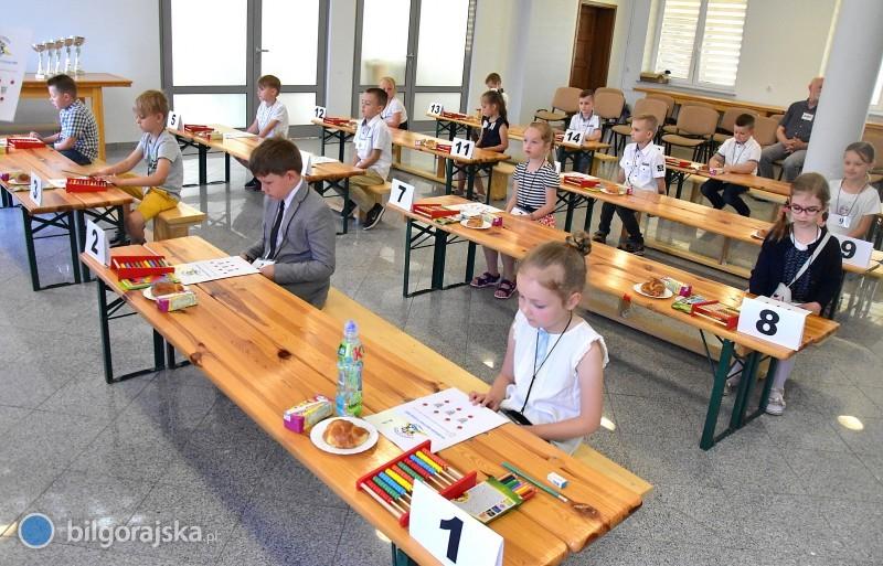 Międzyprzedszkolna Olimpiada Matematyczna. Najlepsi zmierzyli się wfinale