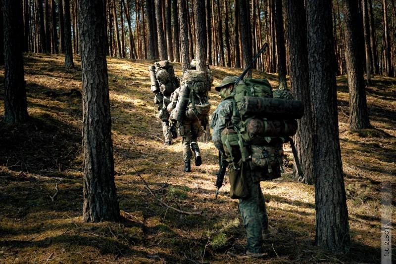 1400 żołnierzy 2 LBOT na ćwiczeniach bojowych ikryzysowych