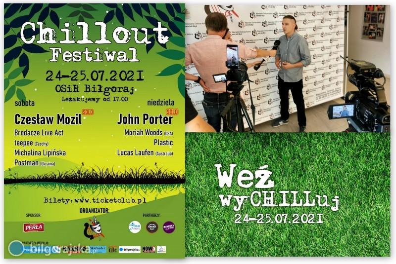 Czesław Mozil iJohn Porter wystąpią podczas Chillout Festiwal