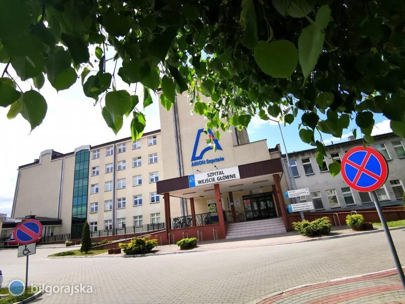 Zaprezentowano koncepcję przebudowy szpitala