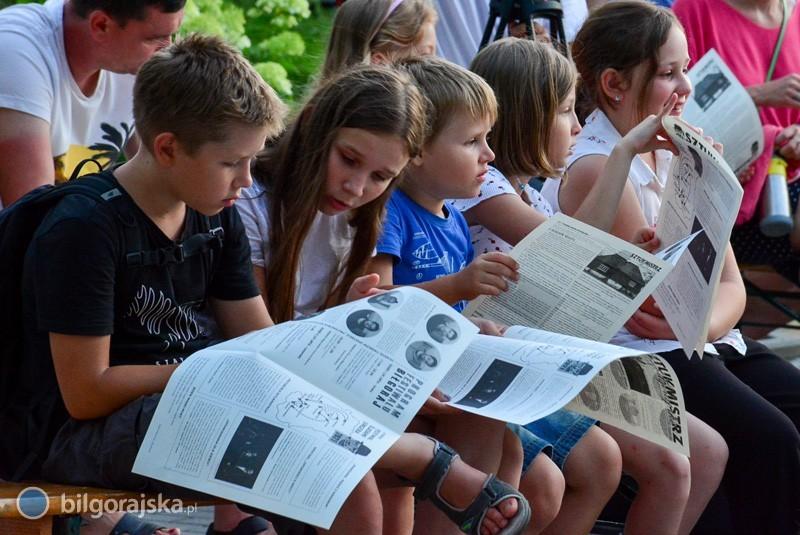 Przyjaciele Sztukmistrza dotarli do Biłgoraja