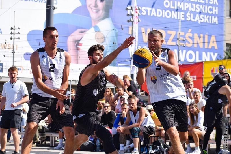 3x3 Biłgoraj na Mistrzostwach Polski 2021
