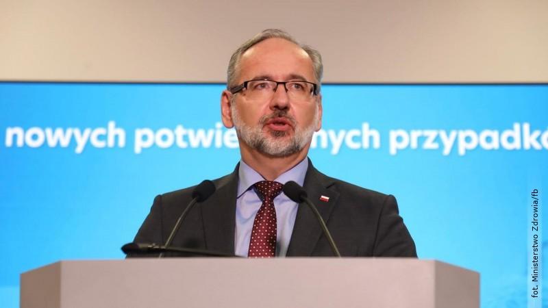 """Minister Niedzielski: """"Najgorsza sytuacja jest wwojewództwie lubelskim"""""""