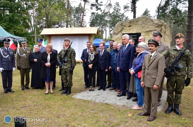 Upamiętnili żołnierzy AK, WiN iDSZ