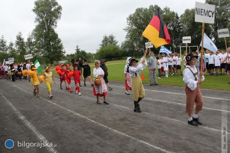 Olimpiada zawitała do Biłgoraja