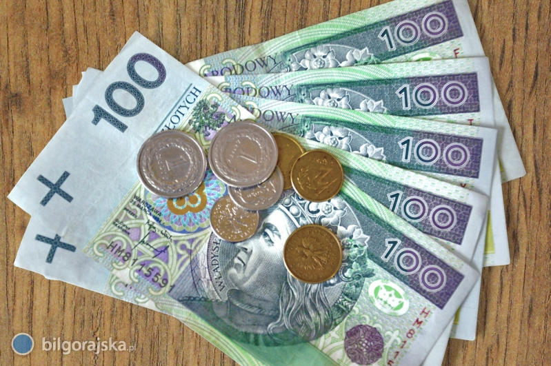 Pieniądze już są