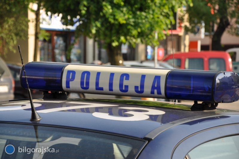 Policyjny pościg za 14-latkiem