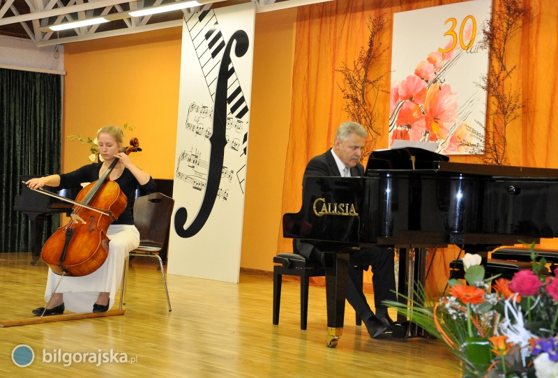 Trzy dekady Państwowej Szkoły Muzycznej wBiłgoraju