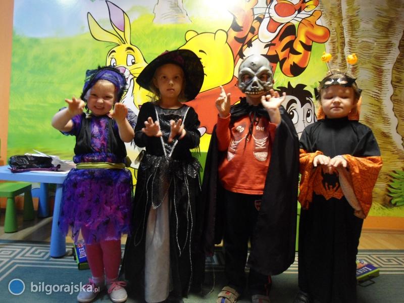 Zabawy Halloween wSzkole Językowej LIDER
