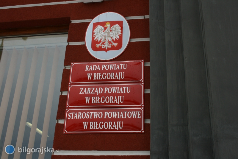 """Zarząd Powiatu wsprawie """"janosikowego"""""""