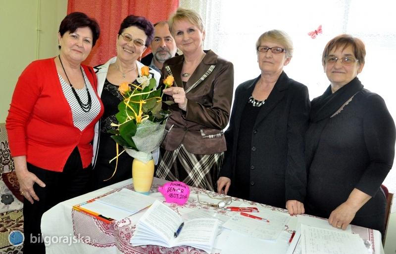 Nowe - stare władze Klubu Seniora przy ZNP