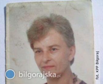 Zaginęła 61-letnia Władysława Wojtaś [AKTUALIZACJA]