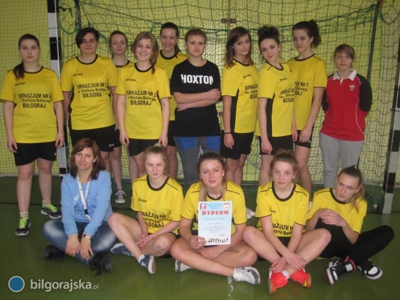 Piłkarskie sukcesy gimnazjalistów zBATOREGO