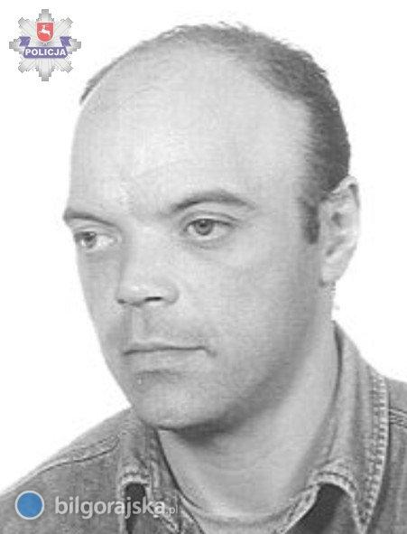 Zaginął 44-letni Andrzej Kadamus zTereszpola
