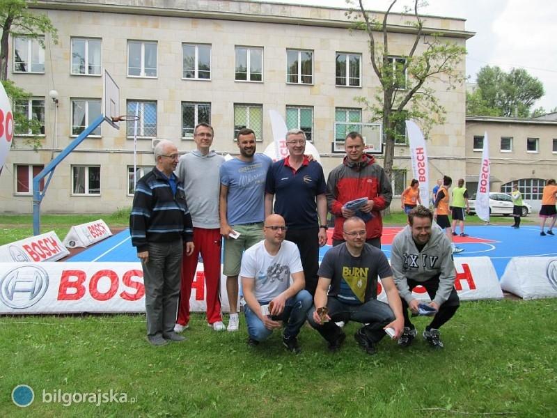 Trzy ekipy SLAM DRINKERS na Bosch Grand Prix Warszawy