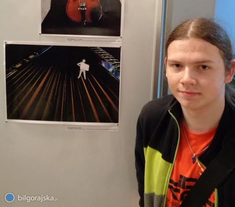 Michał Dolina laureatem międzynarodowego konkursu