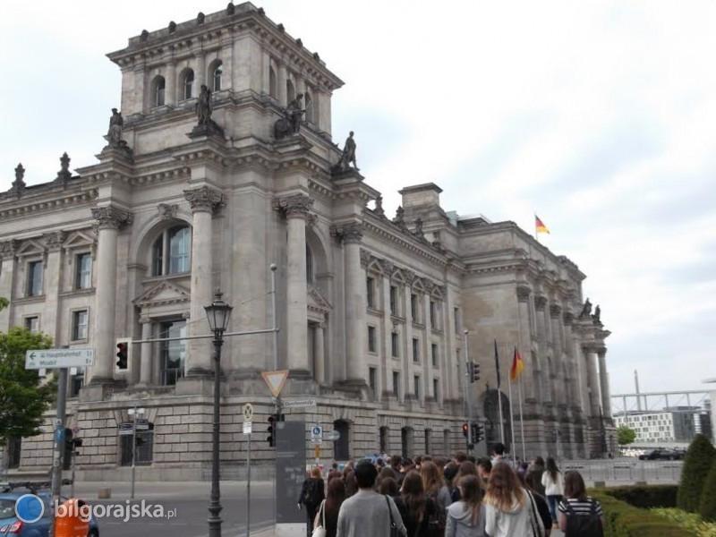 """Biłgorajski """"ONZ"""" odwiedził stolicę Niemiec"""